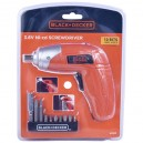 BLACK & DECKER MESIN HAMMER DRILL KC3610-B1
