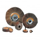 "Standard Abrasives Flap Wheels 2""X1/2"" 2PCS 613108"